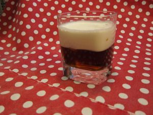 white russian coffee cocktail