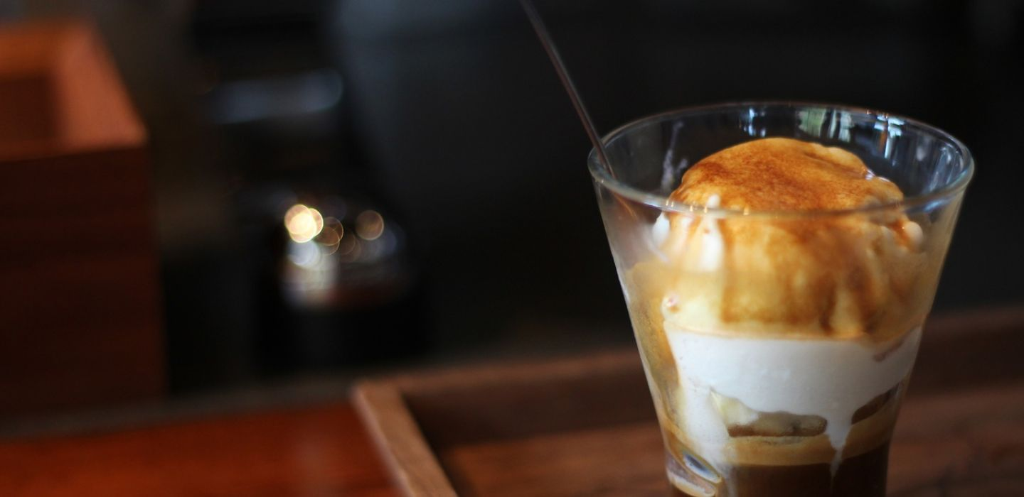 affogato coffee