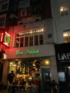 bar italia london - coffee house