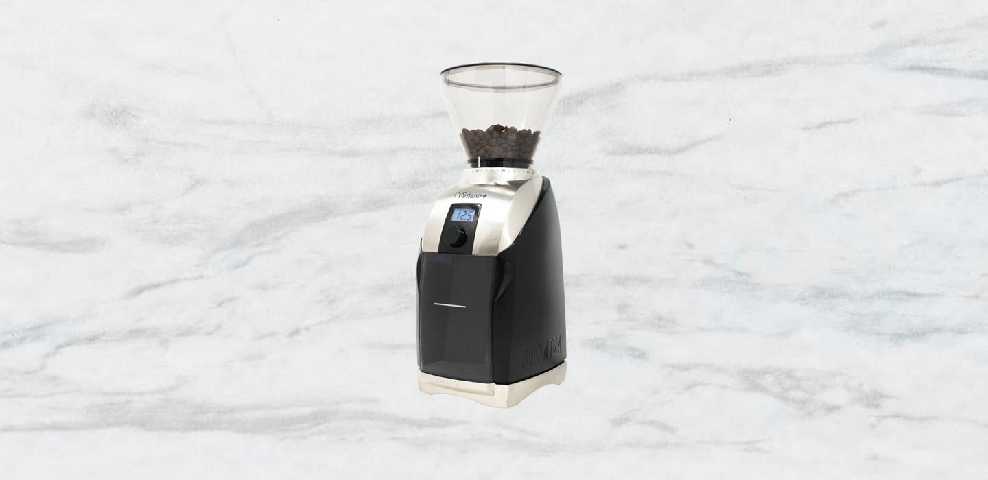 The Baratza Virtuoso plus coffee grinder review