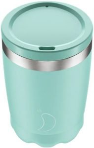 chilly's reusable coffee cup