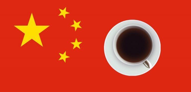 china coffee industry