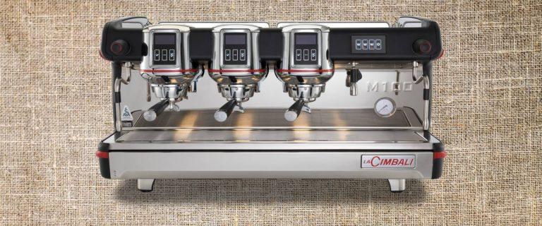 La Cimbali M100 coffee machine review