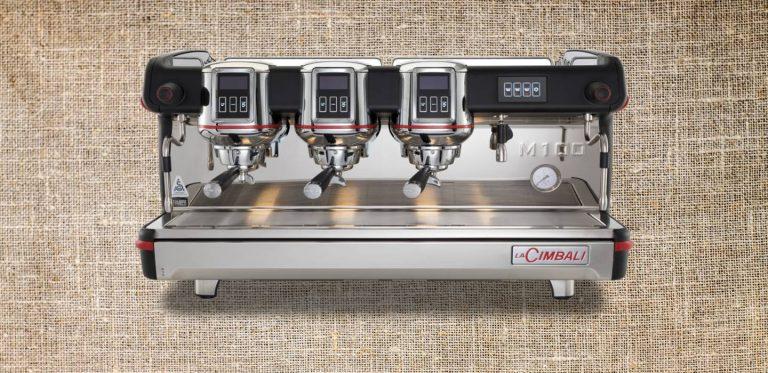 cimbali m100 coffee machine