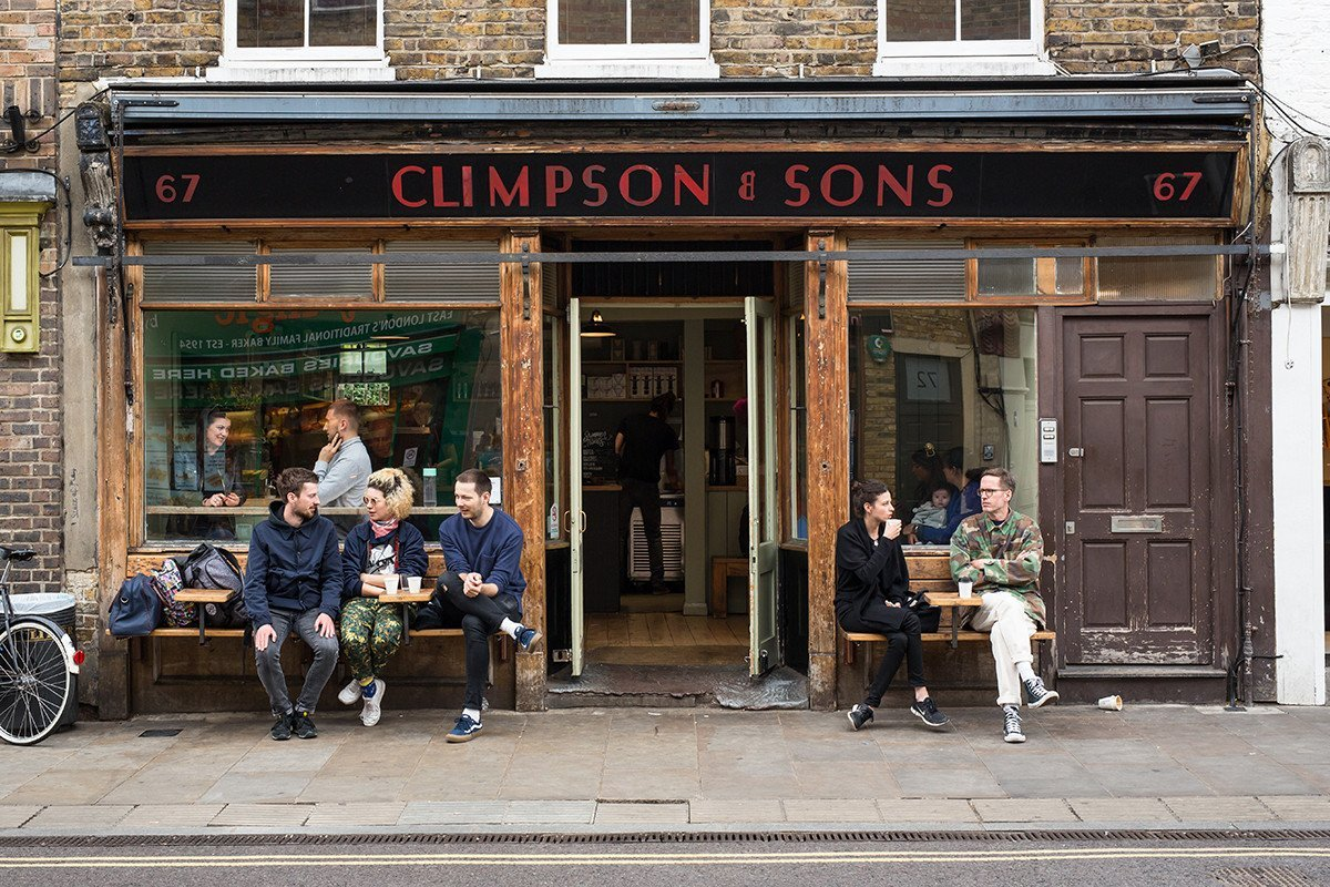 climpson's and sons london