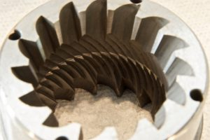 conical grinding burrs
