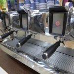 Faema E71 Italian Commercial Coffee Machine Review 6