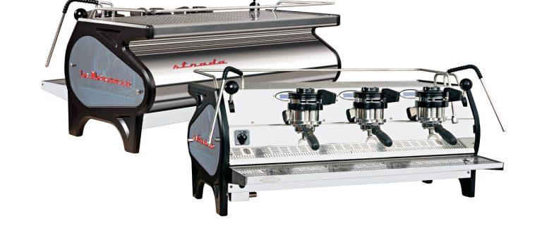 La Marzocco Strada EP coffee machine review