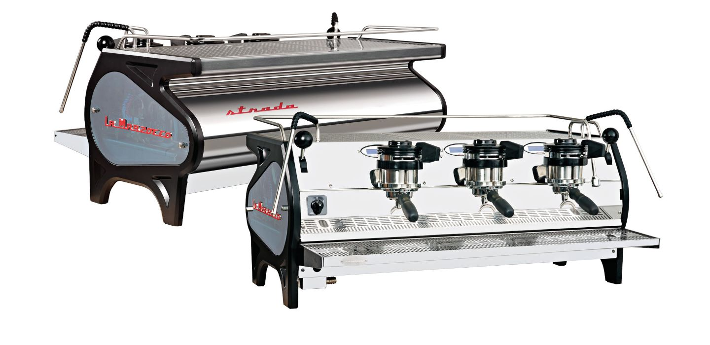 La Marzocco Strada EP coffee machine review