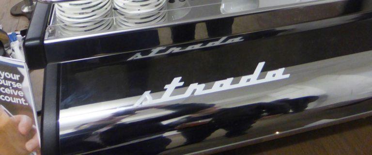 La Marzocco Strada AV coffee machine review