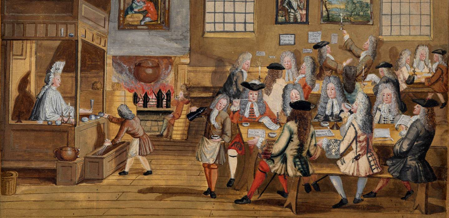 The Engaging History of London Coffee Houses