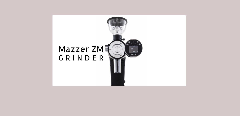 mazzer_zm_grinder