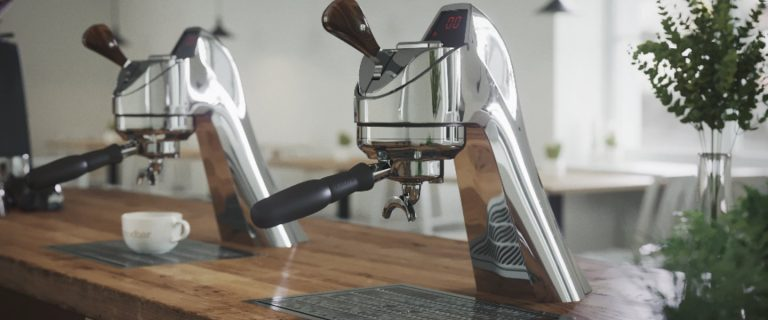 The Modbar AV ABR coffee machine review