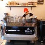 Faema E71 coffee machine