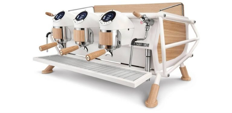 sanremo cafe racer coffee machine