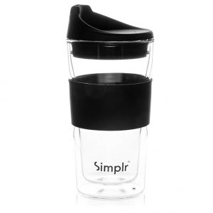 simplr reusable coffee cup