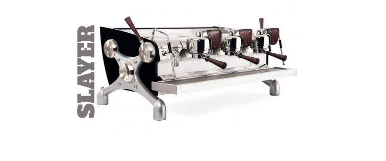 The Slayer Espresso coffee machine review