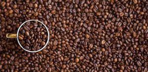 what is behind the word coffee
