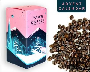 yawn brew coffee advent calendar